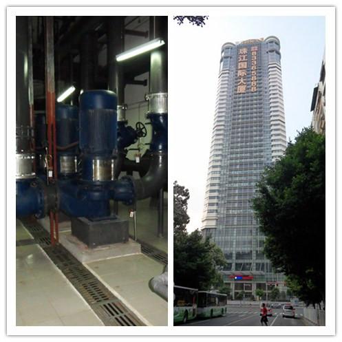 title='广州市珠江国际大厦空调主机房噪声治理'