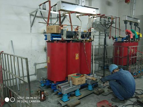 变压器(结构传声)多层复合阻尼减震组件-雅静系列